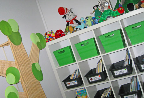 Classroom Library Ideas Kindergarten ~ Early childhood scribbles setting up a classroom library