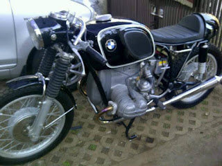 Forsale BMW R75/5 Caferacer Rp.170 jt