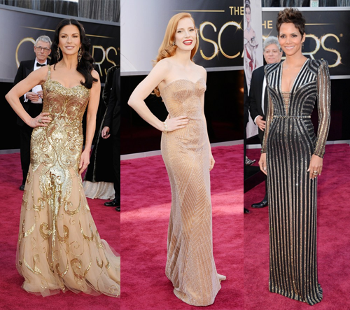 Style Winners At The Oscars 2013: The Sparkling