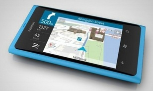 Nokia Maps use in Car Navigation Systems
