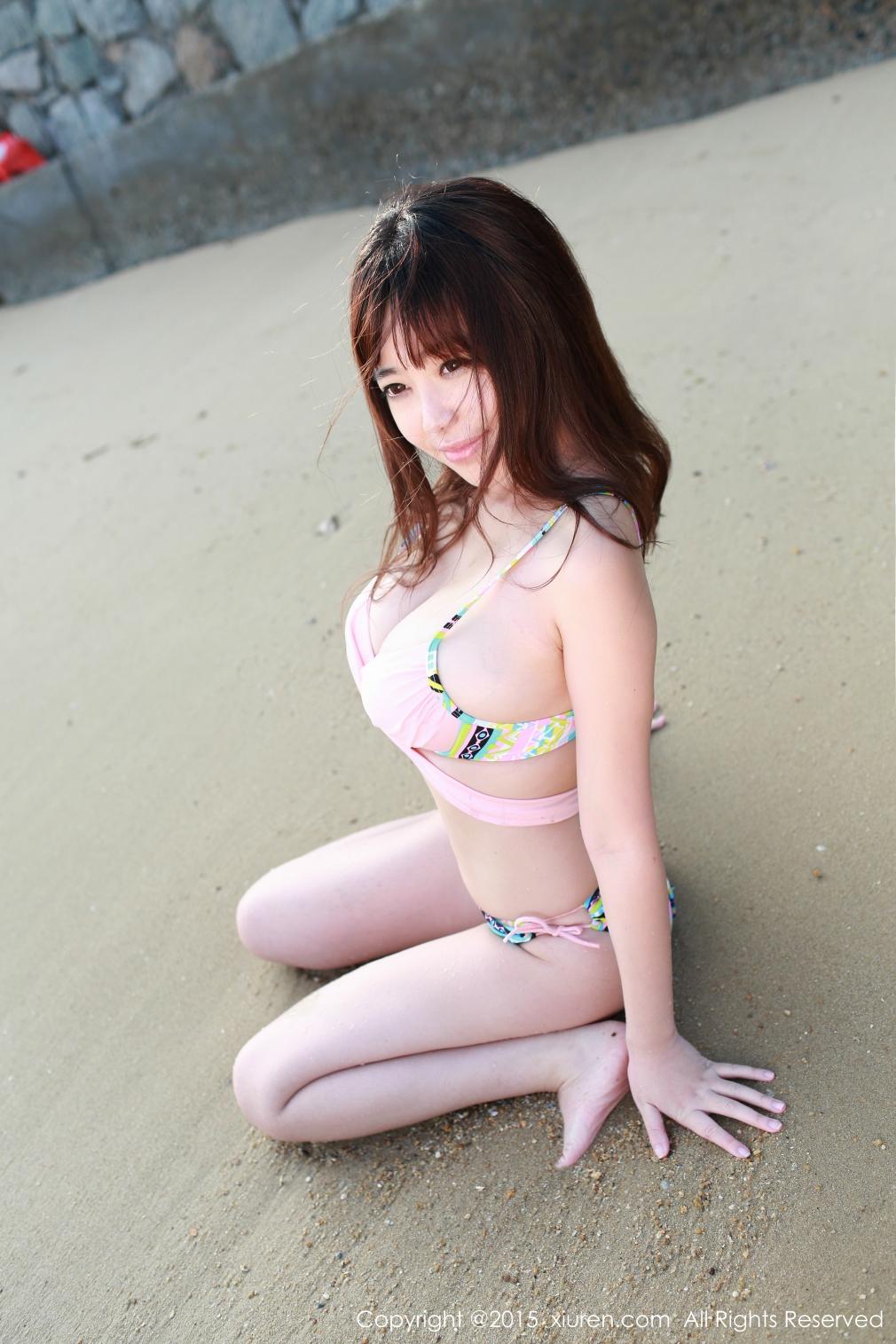 038 - XiuRen No.338 Faye