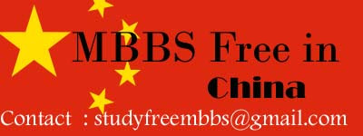 Study Free MBBS in China