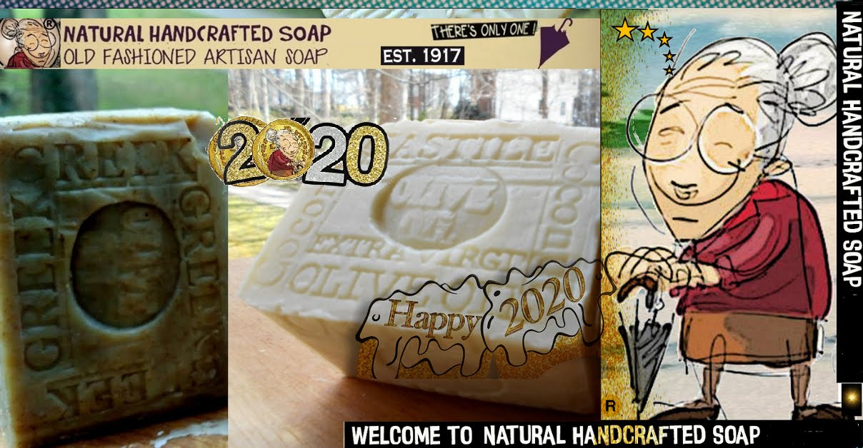 Handmade Organic Soap Blog
