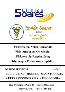Drª Emília Soares - Banabuiú-Ce=================