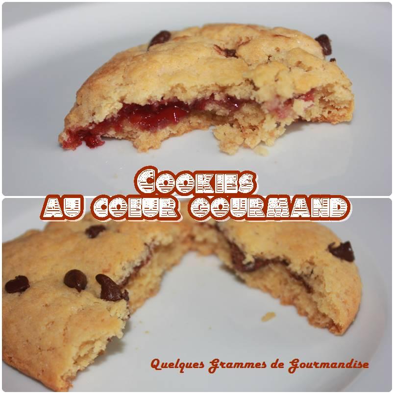 cookies confiture