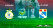 Real Garcilaso vs Sporting Cristal en Vivo - Torneo Apertura