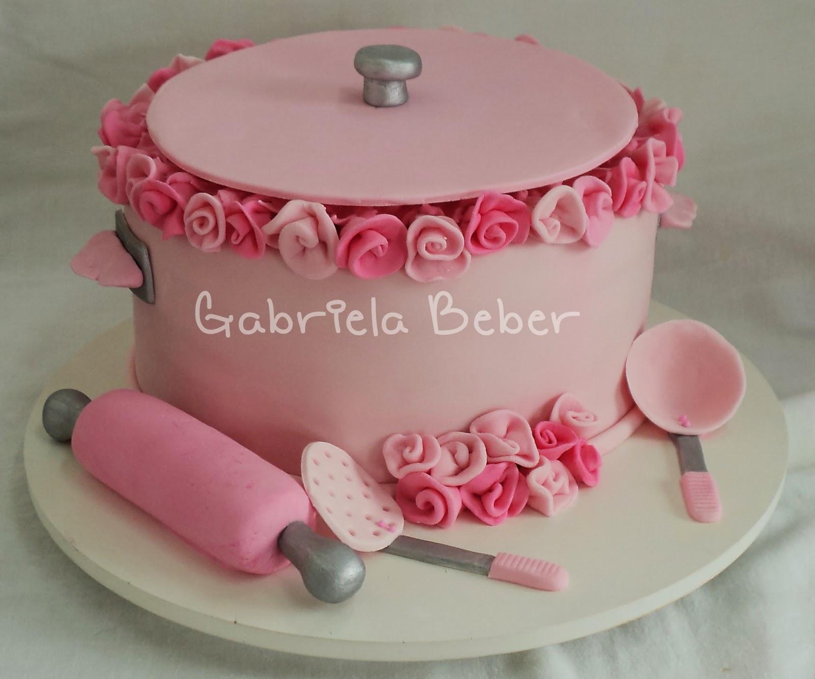 Cake Design For Pastor