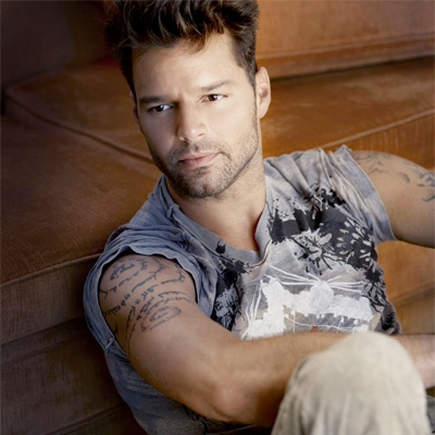 Ricky Martin Tattoo Styles Tattoo Styles For Men and Women