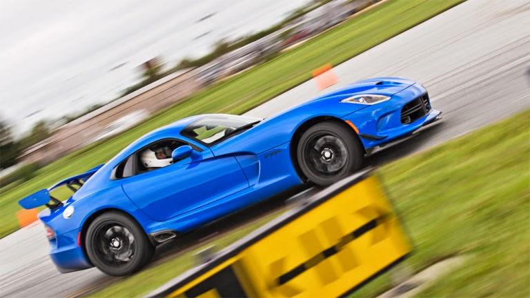 Dodge Viper Track