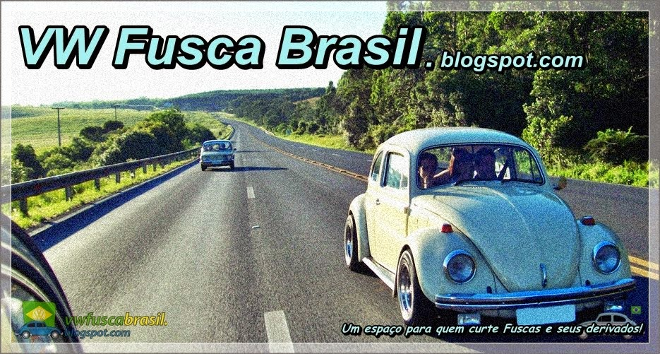 VW Fusca Brasil