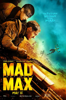 Mad Max Fury Road Movie Poster 1