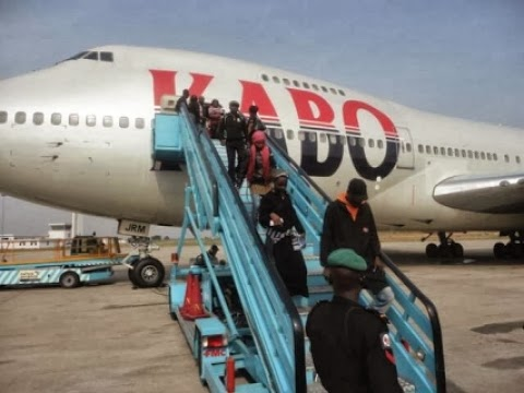 Saudi-bound plane makes emergency landing in Sokoto as tyres explode mid-ai