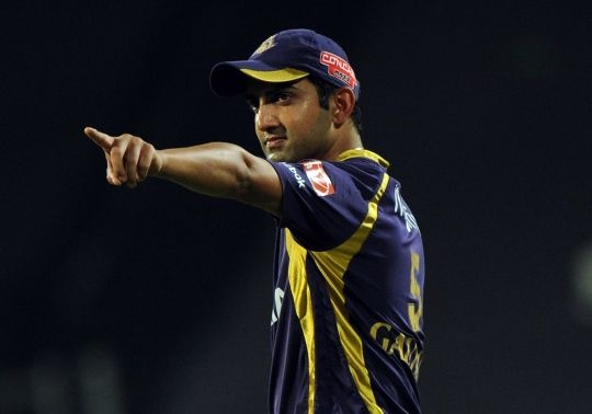 Gambhir-Highest-run-getter-as-captain-IPL