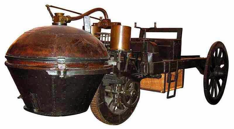 السيارات, تاريخ السيارات, معلومات عن السيارات, سياره نيقولا جوزيف كونيو