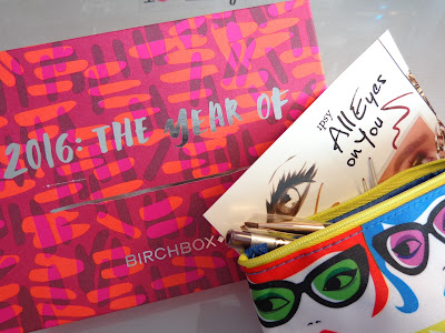 Birchbox or ipsy