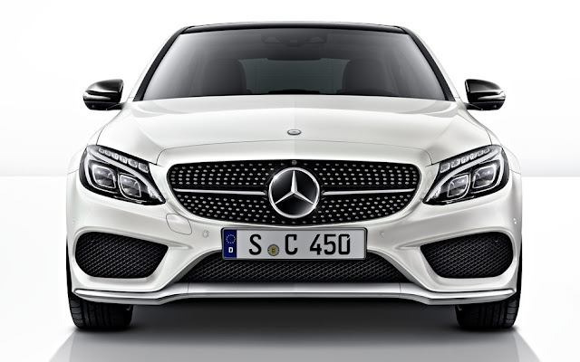 Mercedes-AMG C450 4MATIC