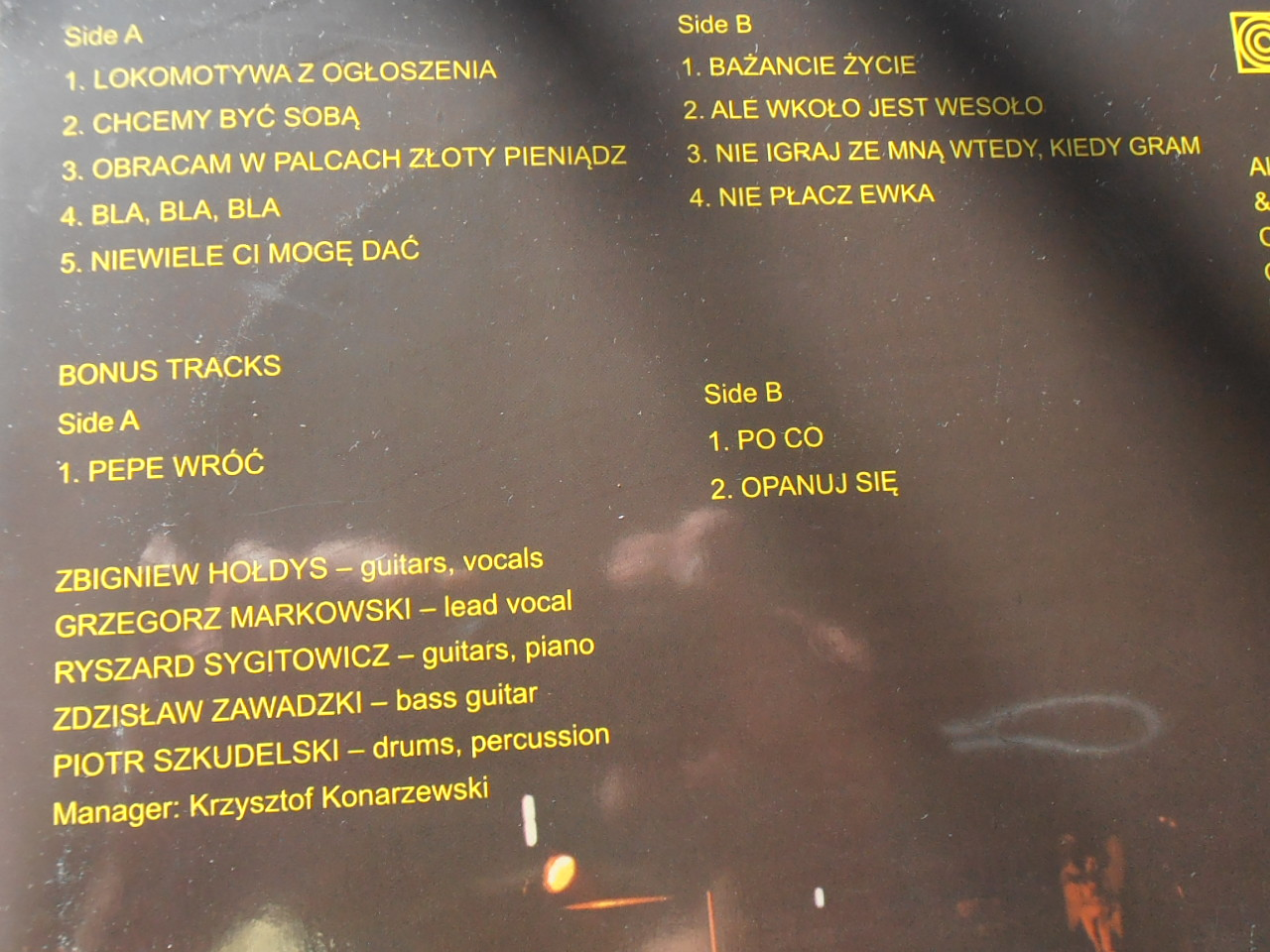 Stereo I Kolorowo Underground Perfect Quot Perfect Quot Winyl