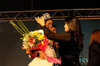 Miss Argentina,Antonella Kruger, Buenos Aries