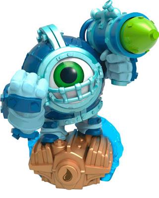 TOYS : JUGUETES - Skylanders SuperChargers  Dive-Clops | Figura - muñeco  Producto Oficial | Videojuego | Activicion 2015 | A partir de 6 años  Comprar en Amazon España & buy Amazon USA