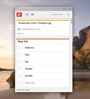 Instalar Google Keep en Ubuntu, notas en ubuntu, sincronizar notas en ubuntu