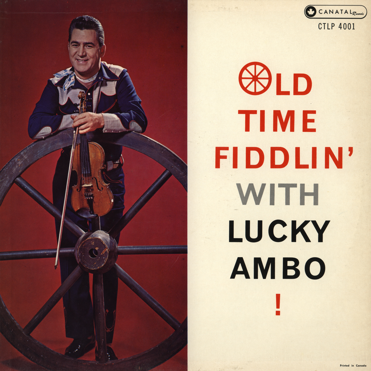 Lucky Ambo - Old Time Fiddlin'