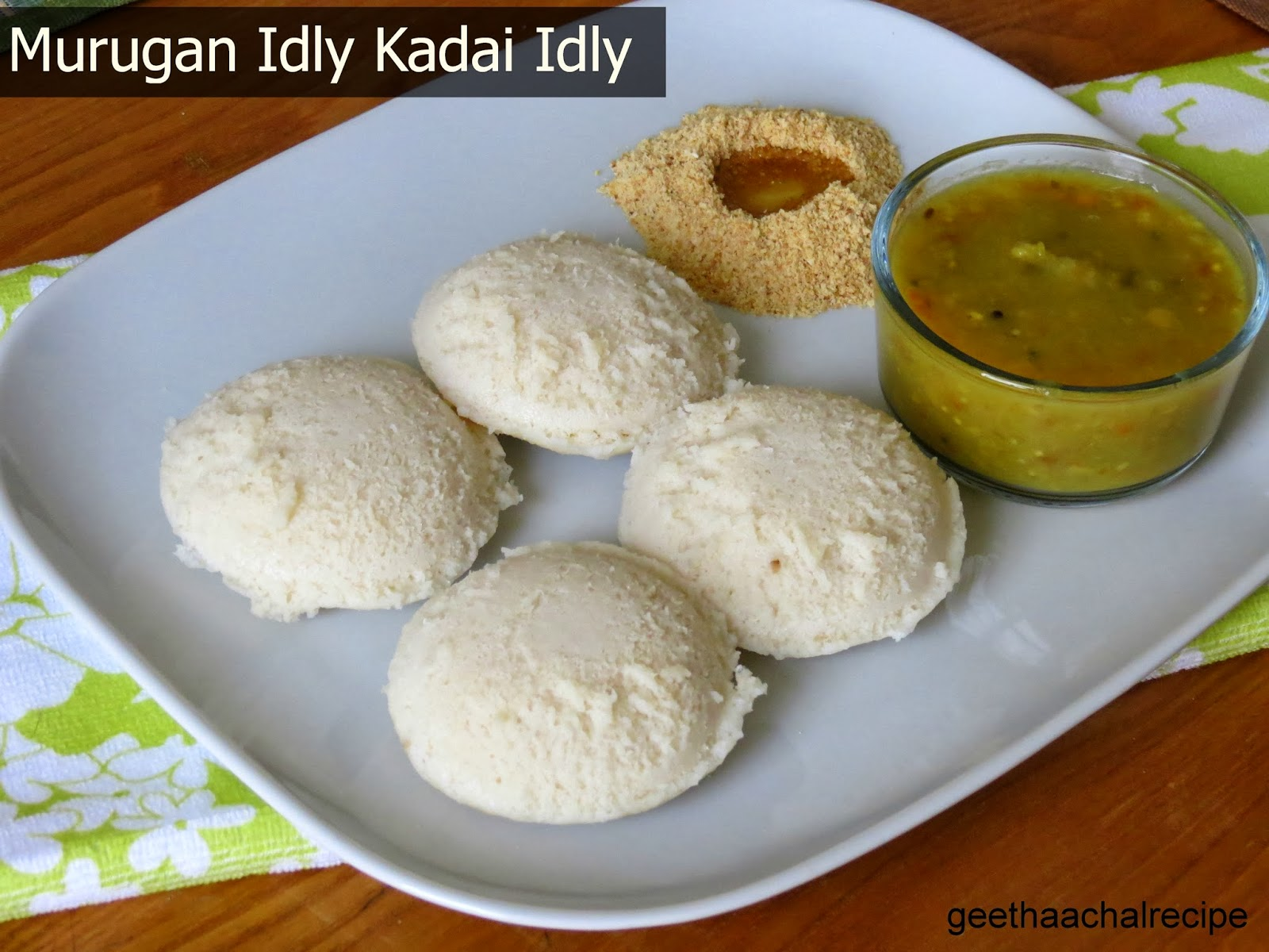 Murugan Idly Kadai