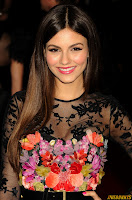 Victoria Justice Costume Institute Gala at The Metropolitan Museum of Art