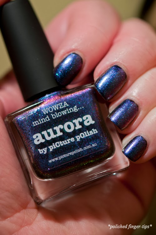 Picture Polish Aurora - artificial light