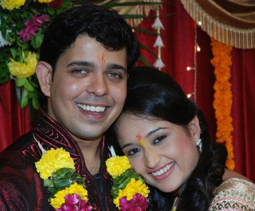 bhakti desai adwait dadarkar wedding engagement photos actress