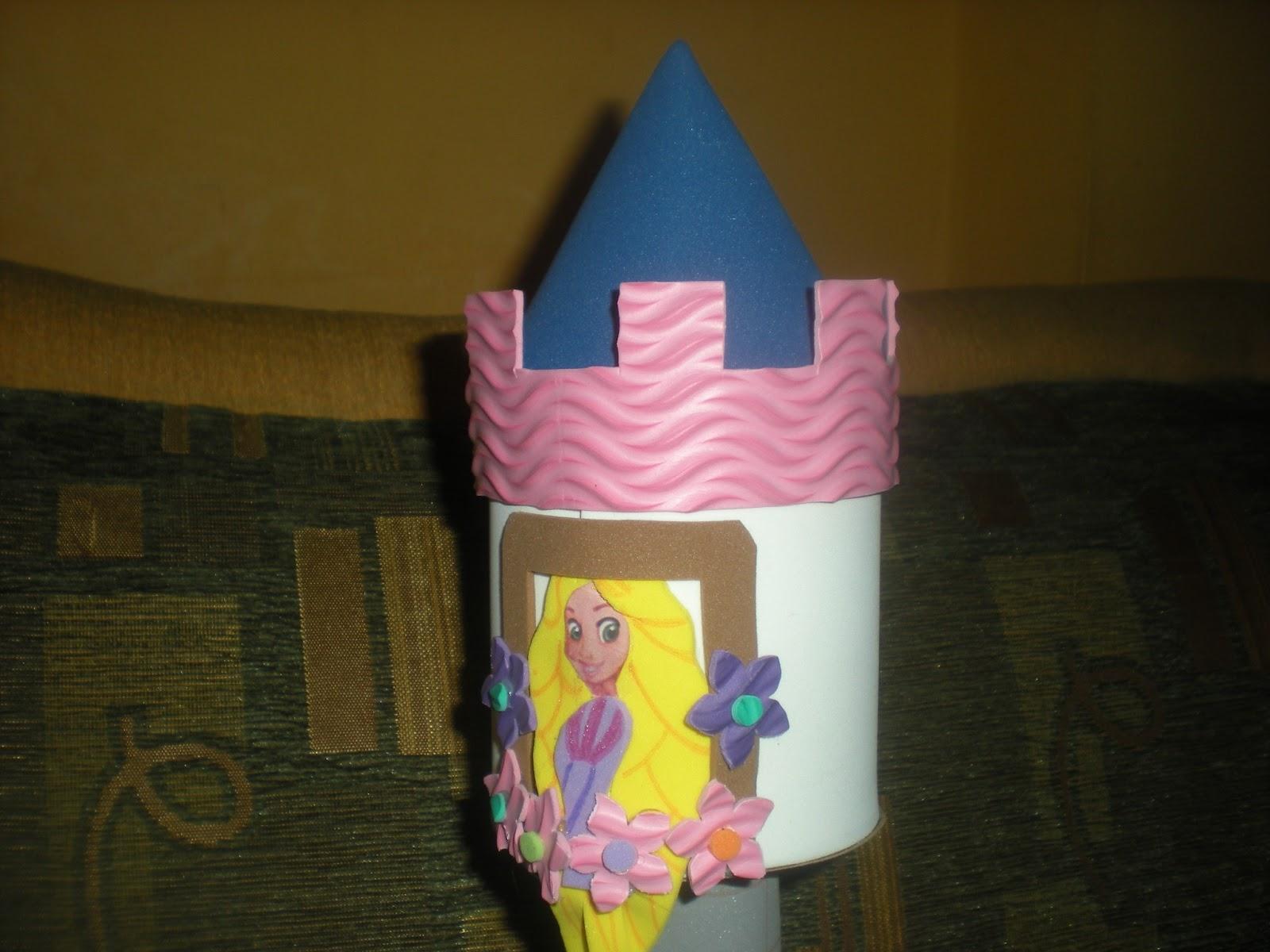 Mi dulce sorpresa: Sorpresas Rapunzel