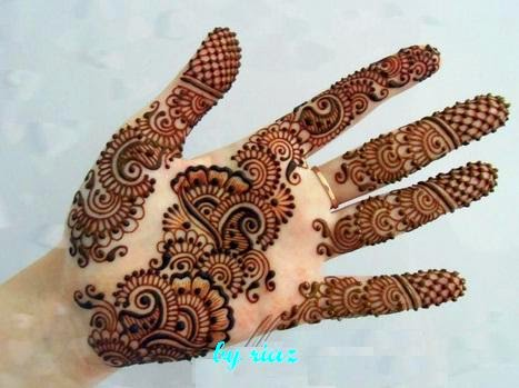 Mehndi Designs And S : Mehndi designs: popular designs on your hands that make girls