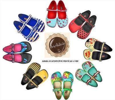 chocolaticas: perche la vita è troppo breve per indossare scarpe anonime e noiose!
