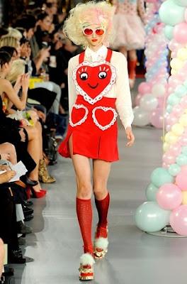 9 Weirdest Clothes at London Fashion Week: Love Clown