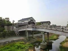 石清水八幡宮・安居橋