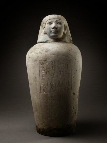 Antiquitiesegyptian Canopic Jar The Unofficial Blog Of The