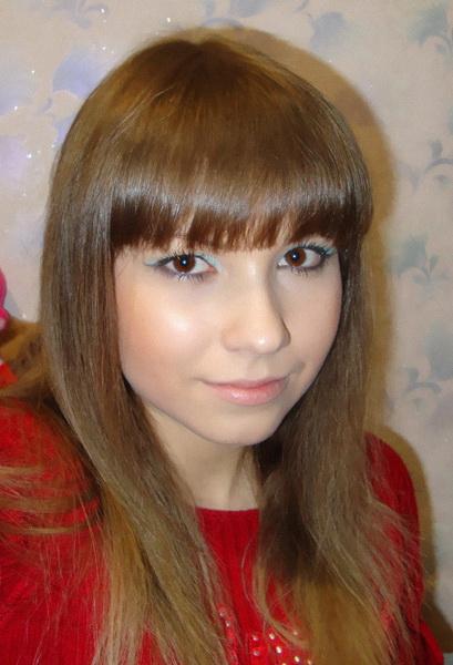 365 Days of Makeup, Brown Eyes, Evening Makeup, Makeup Look, negulesko13
