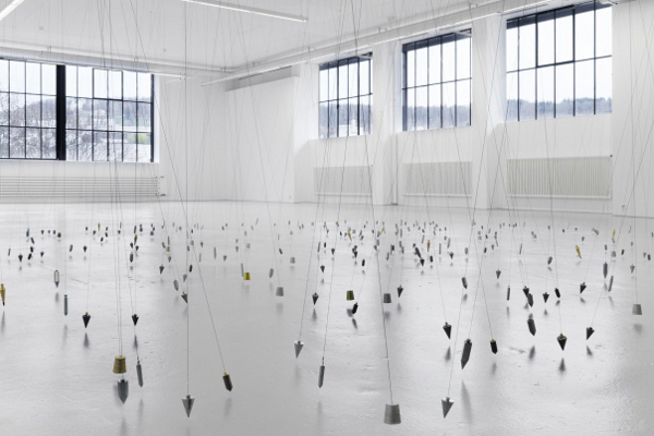 tatiana trouve - 350 Points Towards Infinity, 2009