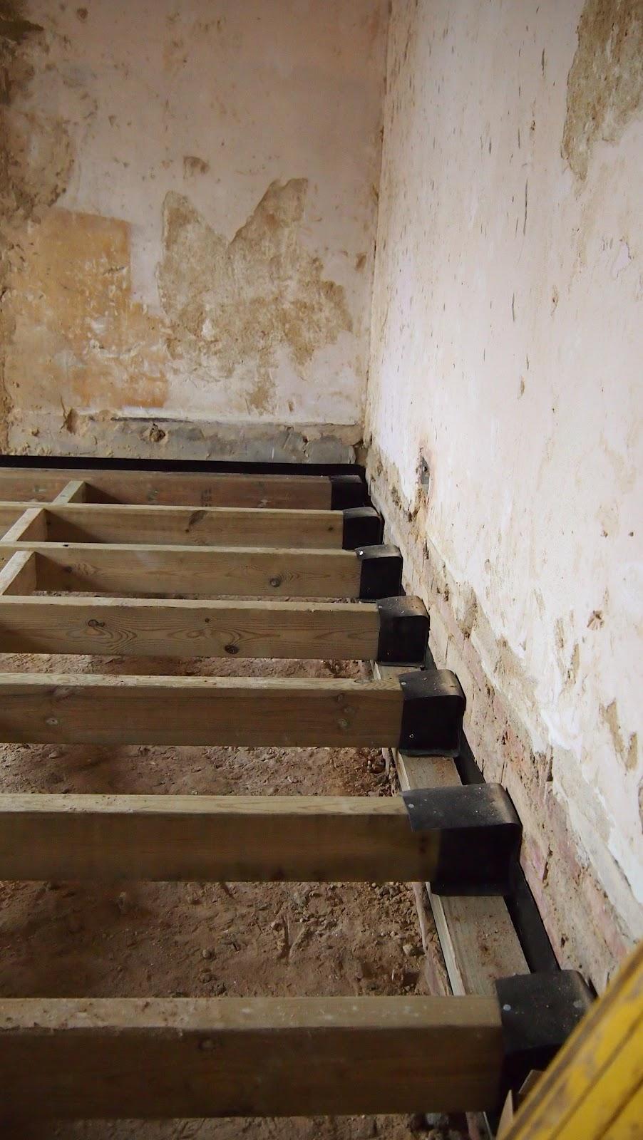 Suspended Floor Myretrofit