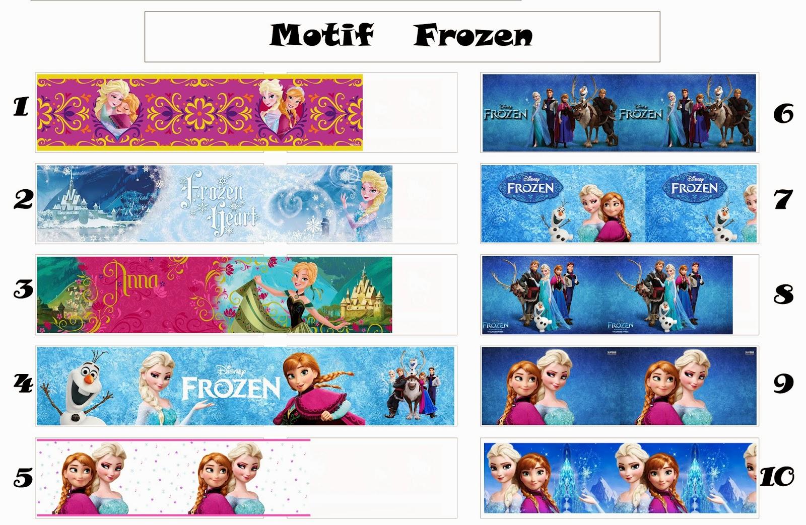 Wallpaper Border Murah Meriah Katalog New Motif Design