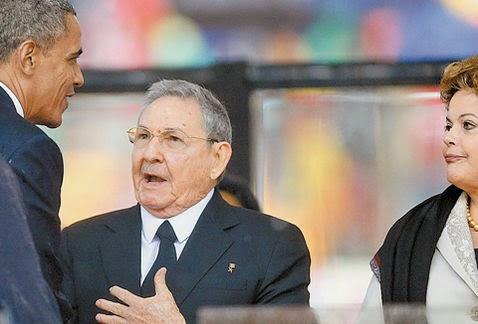 Internacional, Cuba, Raúl Castro, Barack Obama,
