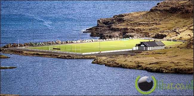 Eidi Stadium – Kepulauan Faroe
