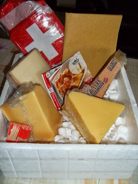 panzerotti farciti ... swiss cheese parade (contest)