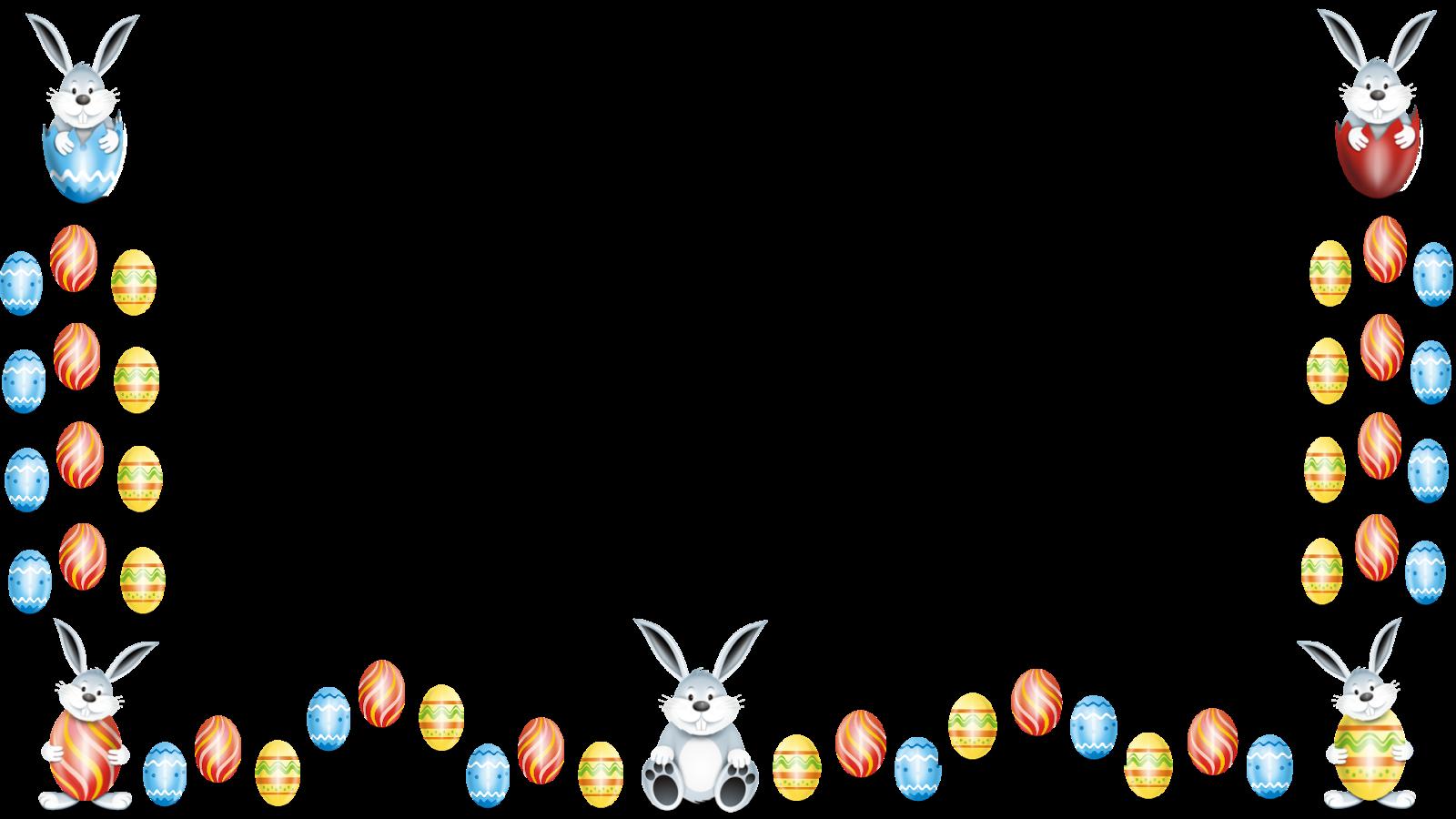 Coelhinhos e ovos-Feliz Pascoa png