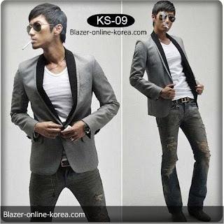 Korean Style Pria Korea Suka Dandan