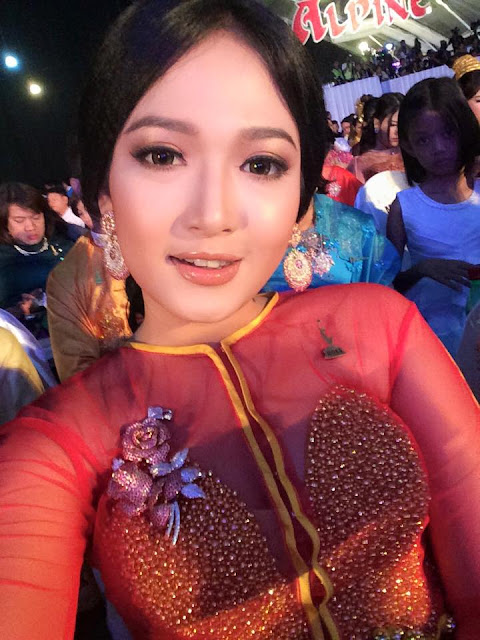 San Yati Moe Myint Says About Her Birthday Plan and Relationship