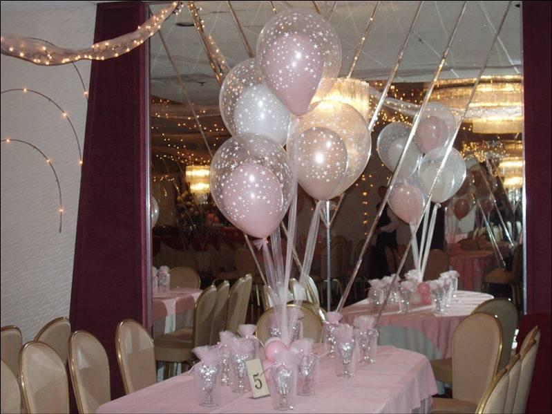 Centros de mesa con globos para 50 años   imagui