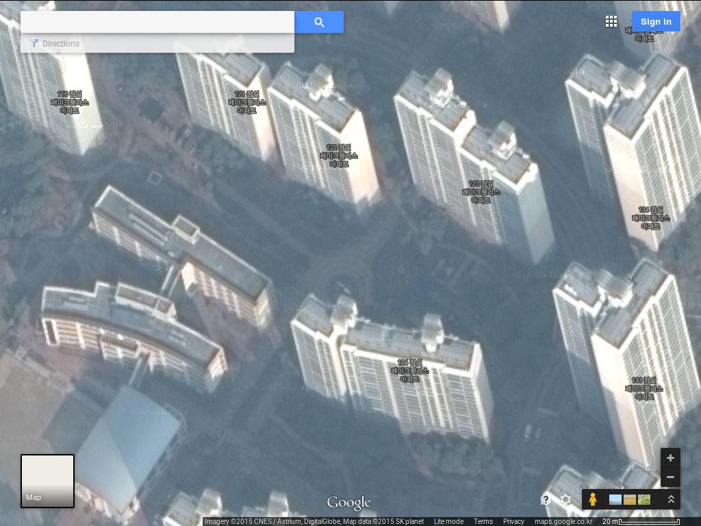10 Tips Comparing map sites in Korea Naver Daum Google Bing