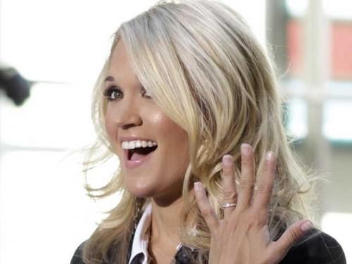 Carrie Underwood Wedding Cake Carrie Underwood Wedding Ring
