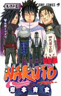 Ver Descargar Naruto Manga Tomo 65