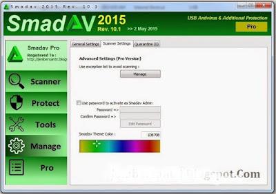 Smadav Pro Rev 10.1 Full Serial Number Terbaru 2015